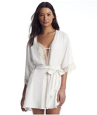 Flora Nikrooz Blythe Charmeuse Robe