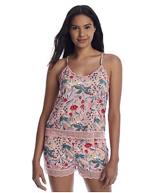 Flora Nikrooz Zoe Printed Knit Pajama Set