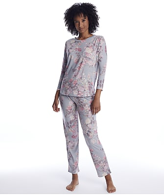 Flora Nikrooz Katelyn Knit Pajama Set