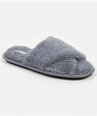 Flora Nikrooz Victoria Teddy X-Cross Slippers