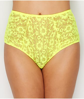 For Love & Lemons Havana High-Waist Brief