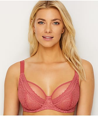 Freya Love Note Triangle Plunge Bra