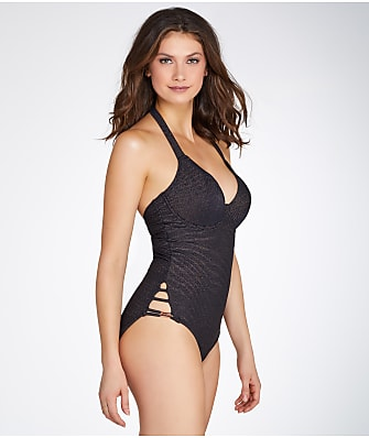 Freya Glam Rock Halter One-Piece