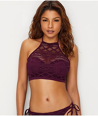 Freya Sundance High Neck Underwire Bikini Top