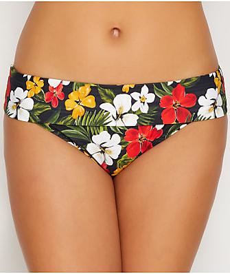 Freya Tiki Bar Fold-Over Bikini Bottom