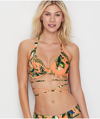 Freya Birds In Paradise Halter Bikini Top