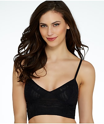 Free People Stretch Lace Cropped Bralette