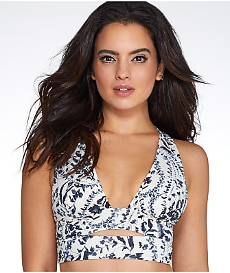 Free People City Slicker Mid-Impact Wire-Free Bra