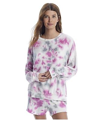 Free People Kelly Pink Washed Knit Pajama Set