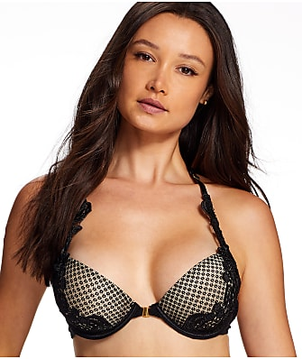 Frederick's of Hollywood Alexa Zoe Push-Up Bra