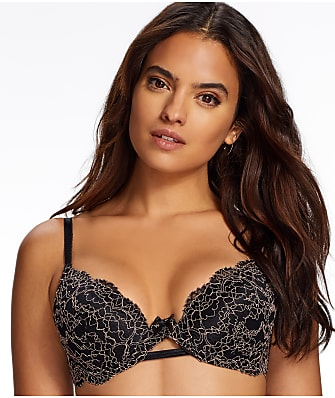 1d77e409b276d Frederick s of Hollywood Nora Push-Up Bra