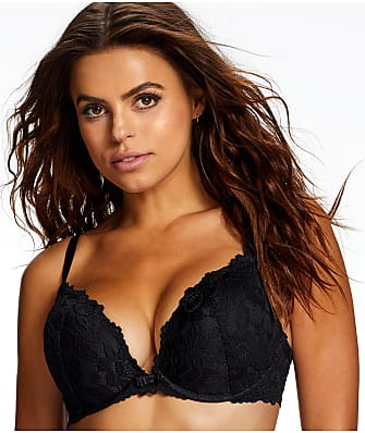 Frederick's of Hollywood Jessica Lace Push-Up Bra