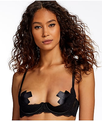 Frederick's of Hollywood Poppy Olivia Lace Shelf Bra