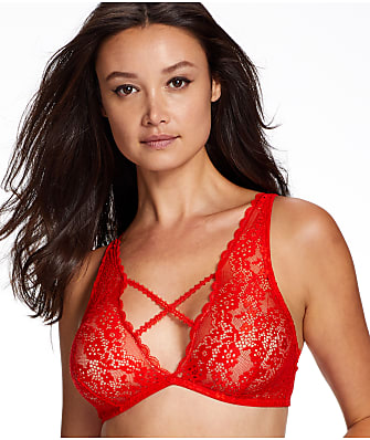 Frederick's of Hollywood Lydia Rose Lace Bralette