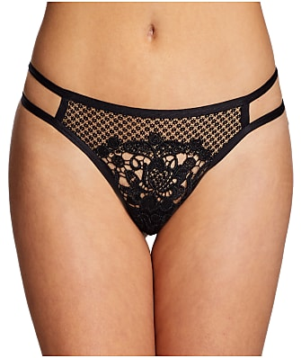 Frederick's of Hollywood Alexa Zoe Lace Thong
