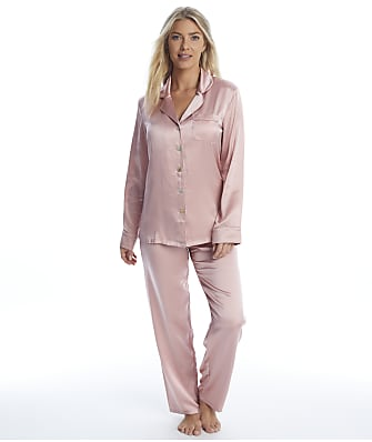 Ginia Silk Pajama Set