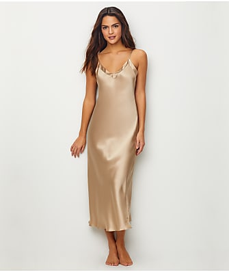 Ginia Silk Long Gown