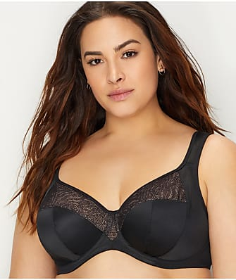 Goddess Heather Banded Bra