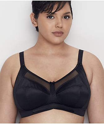 Goddess Keira Side Support Wire-Free Bra