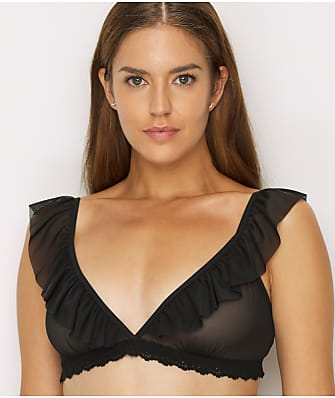 Hanky Panky After Midnight Ruffle Bralette