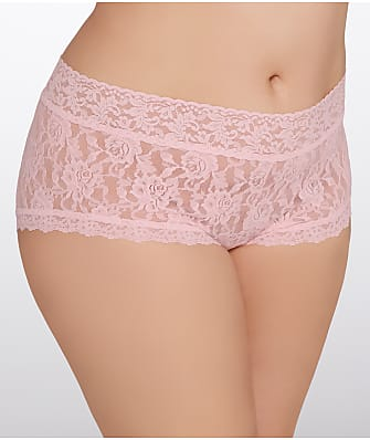 Hanky Panky Plus Size Signature Lace Boyshort