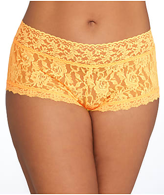 Hanky Panky Signature Lace Boyshort Plus Size