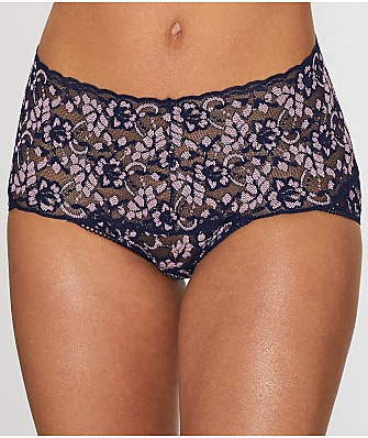 Hanky Panky Cross Dyed Retro V-kini