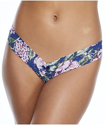 Hanky Panky Florentina Crotchless Low Rise Thong