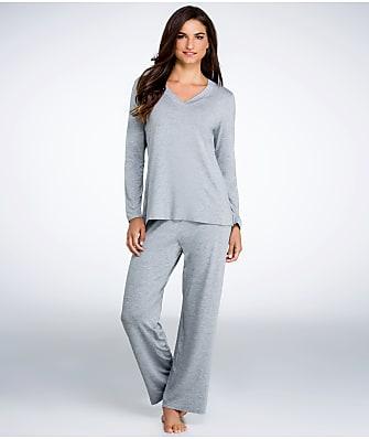Hanro Champagne Knit Pajama Set