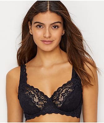 Hanro Luxury Moments Lace Bra