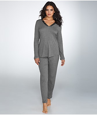 Hanro Ivy Knit Pajama Set