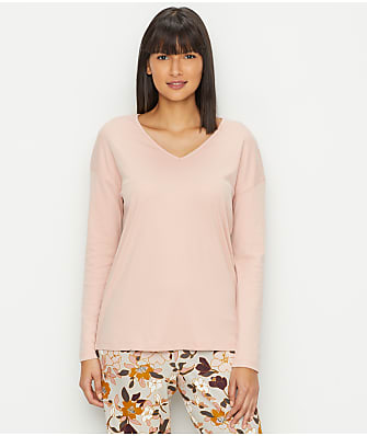 Hanro Ami Knit Lounge Shirt