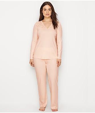 Hanro Moments Knit Pajama Set