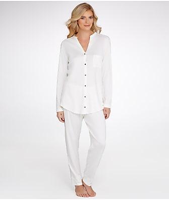 Hanro Pure Essence Knit Pajama Set