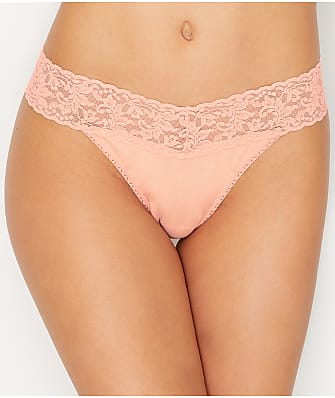 Hanky Panky Organic Cotton Original Rise Thong