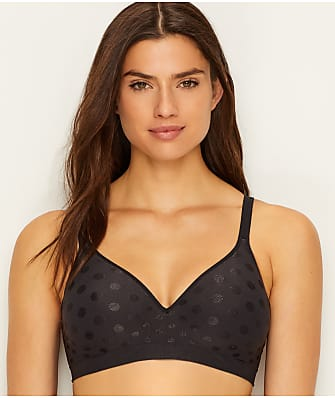 Hanes Ultimate ComfortFlex Fit Wire-Free Bra