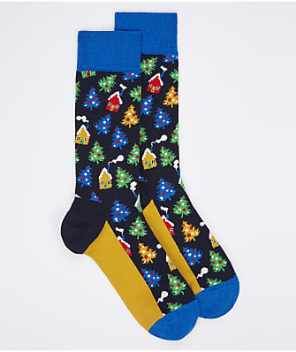 Happy Socks Men's Winterland Socks