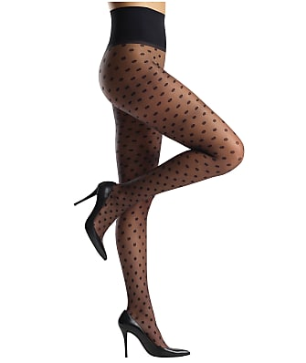 Commando Dotty Sheer Pantyhose