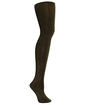 Hanes Lurex Control Top Fashion Tights