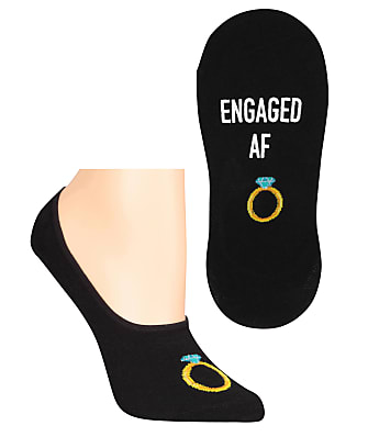 Hot Sox ''Engaged AF'' Ped