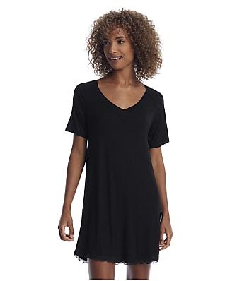 Honeydew Intimates Black All American Sleep Shirt