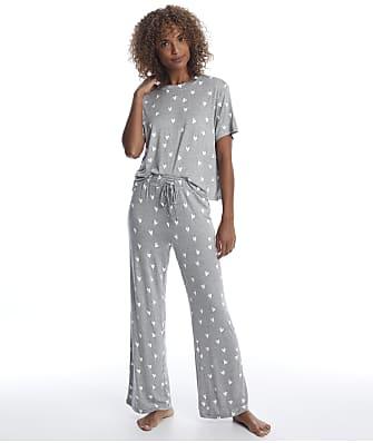 Honeydew Intimates Hearts All American Knit Pajama Set