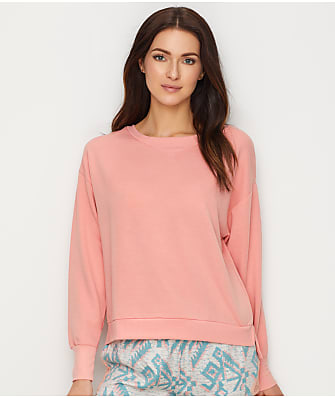 Honeydew Intimates Sweet Pea French Terry Sweatshirt