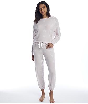 Honeydew Intimates Star Seeker Soft Knit Pajama Set