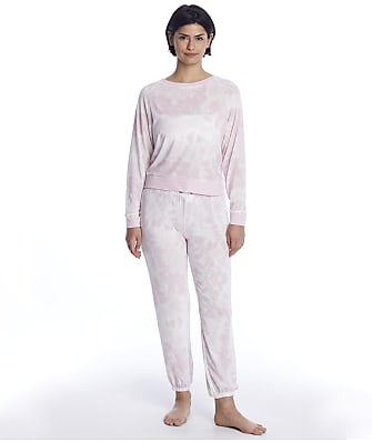 Honeydew Intimates Star Seeker Knit Tie Dye Lounge Set