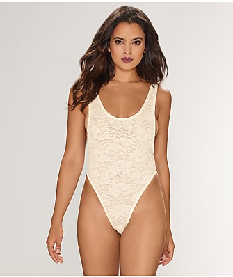 Hot As Hell Rebecchah Lace Bodysuit