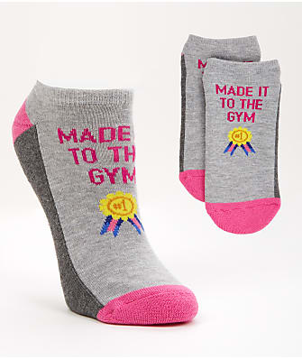Hot Sox Made It To The Gym No-Show Socks