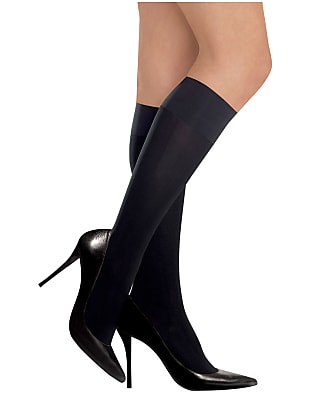Commando Ultimate Opaque Knee Highs