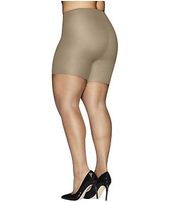 Hanes Plus Size Curves Comfort Short