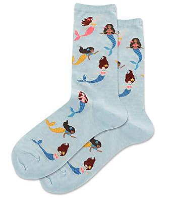 Hot Sox Mermaid Crew Socks